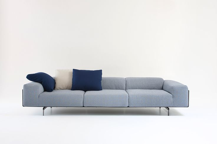 Largo sofa by Piero Lissoni for KARTELL #dubai #galerieslafayettedubai #dubaimall #designer #designerfurniture #mydubai  #beautiful #kartelluae