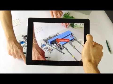 VOLKE Augmented Reality Demo - iPad