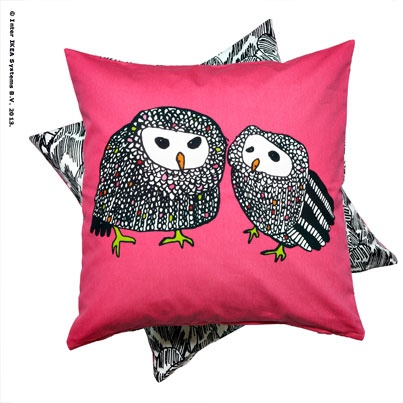 GULÖRT cushion cover