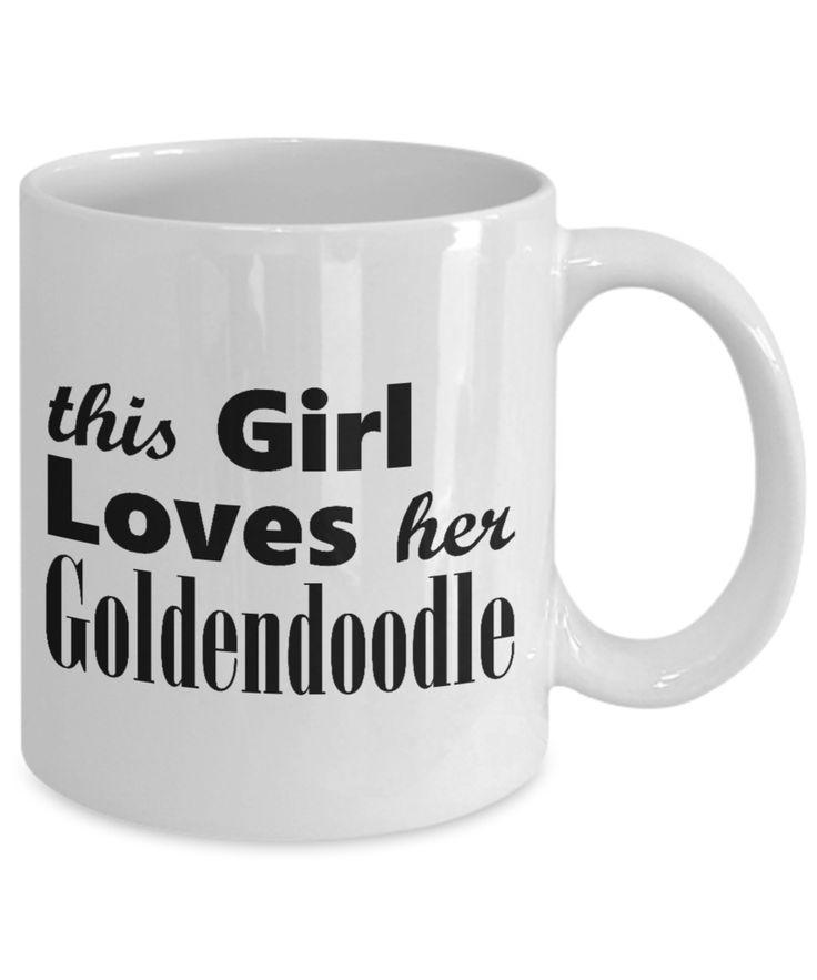 Goldendoodle - 11oz Mug