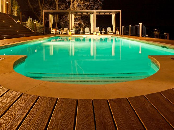 Design just the right shape and style of pool with specialty features that fit your personality.