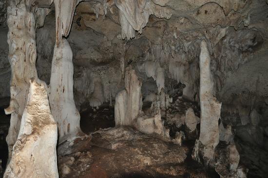 Linterno tenebroso delle caves