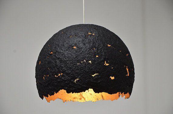 pinterest lampen in papier maché | lampenschirme # diy # lampe # lampenschirm lampenschirm selber machen ...
