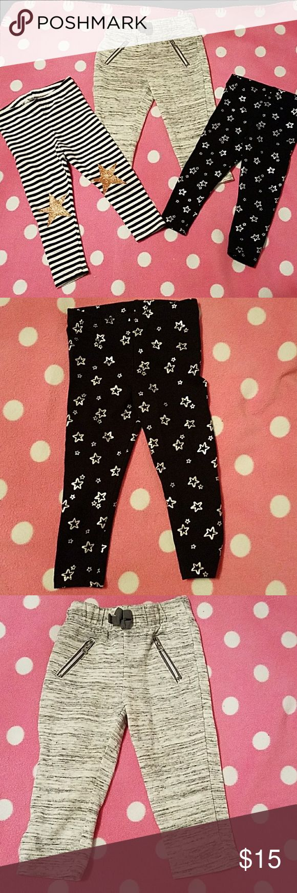 Bottoms Bundle.. 18 months Cat & Jack/ Cherokee brand Size 18mo All great shape cat and Jack Bottoms