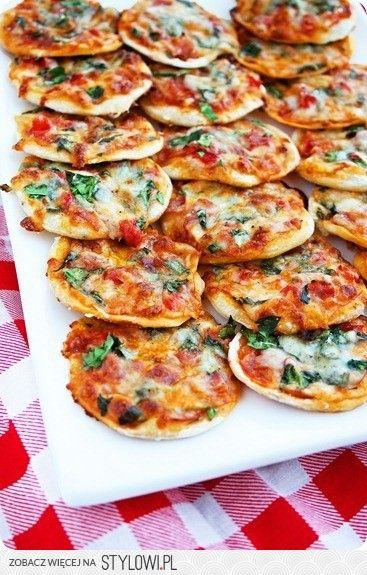 mini pizze :)