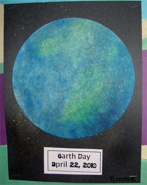 Water Mist Globes Lesson Plan - Art and Science Lesson Plan - KinderArt