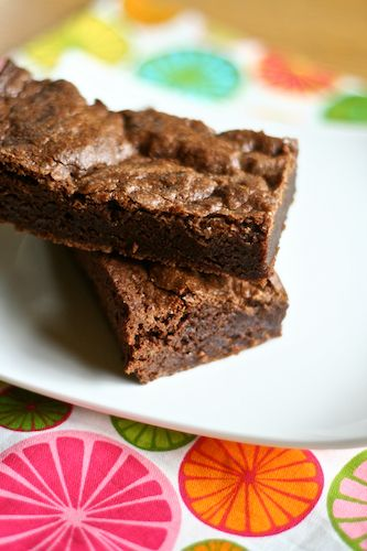 Ultimate Gluten-Free Brownies (millet, tapioca, sweet rice, and quinoa flours)