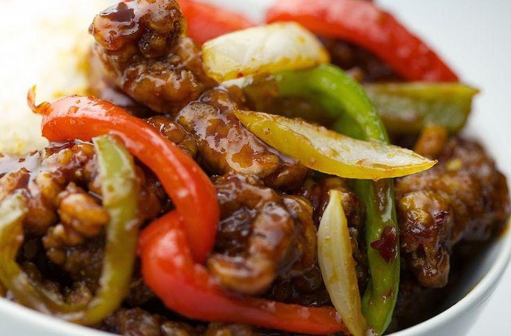 Authentic Asian Recipes: Szechuan Pork Recipe