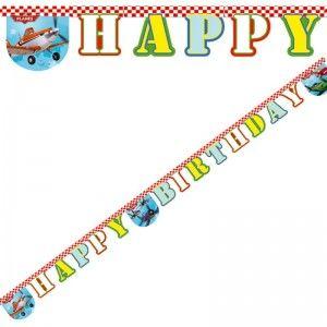 Disney Planes Happy birthday Banner 1