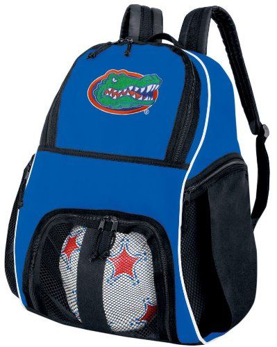 University of Florida Soccer Ball Backpack Florida Gators Volleyball Bag Travel Practice ** More info could be found at the image url.Note:It is affiliate link to Amazon.