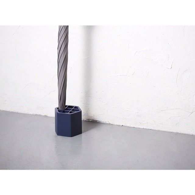 """Rokka Series """"Umbrella Stand"""" Style on a grey day."""