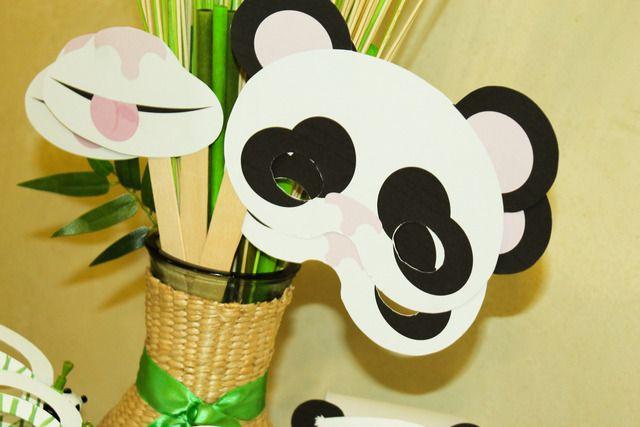 Panda Party Decorations: Pandas Birthday Party Ideas