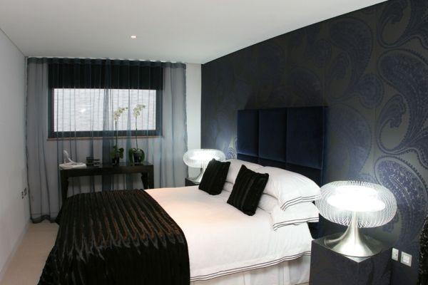 Schlafzimmer Einrichten   Inspirierende Moderne Innendesign Ideen Design