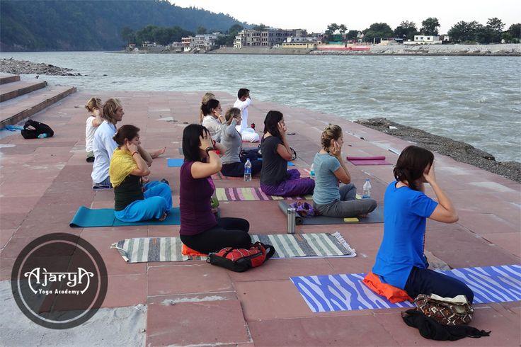 Update yourself as Yoga Teacher this November in Rishikesh!!