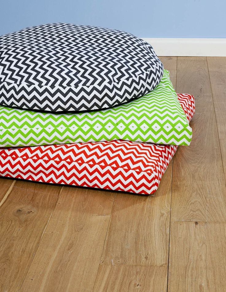 Chevron design pet mats from The Reject Shop