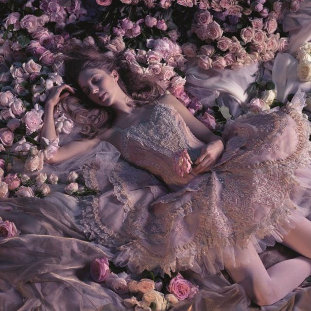 operavoci Lana Jones, Sleeping Beauty. Photo: Georges Antoni #ballet #ballerina #sleepingbeauty #lanajones