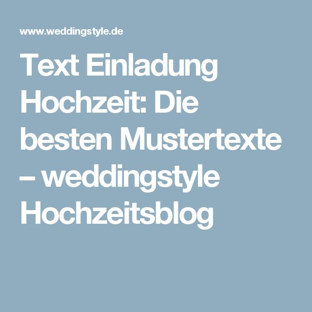 the 25+ best einladung hochzeit text ideas on pinterest, Einladung