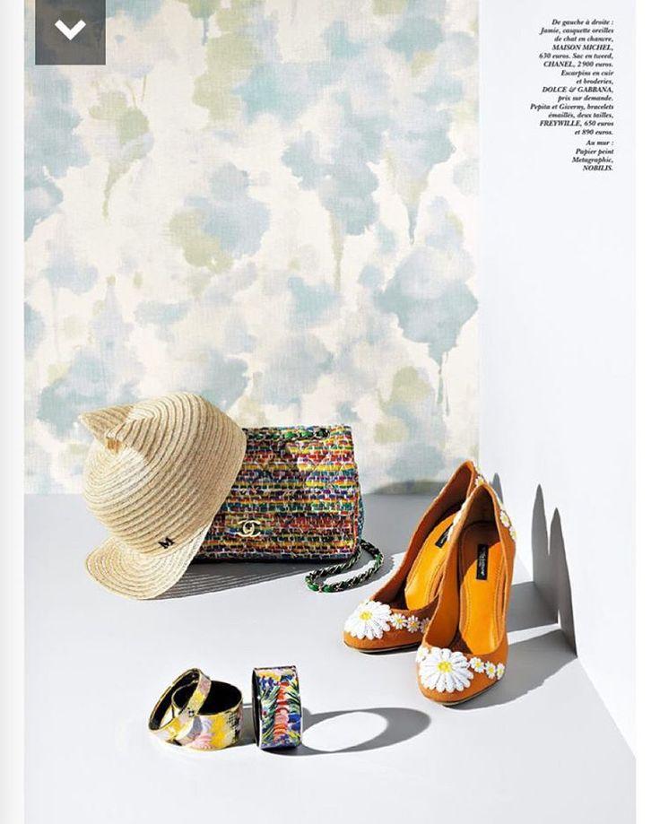 """""""Question de style"""" le numéro spécial cadeaux de #SérieLimitée photographe @benoitpailley réalisation #NoémieBarré ⭐️ #issue150"""