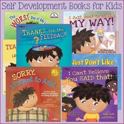 Self Development books for Kids