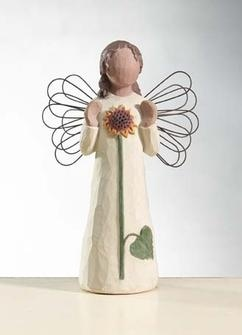 "Willow Tree Angel of Summer ""Reflecting the Happiness of Sunshine"""