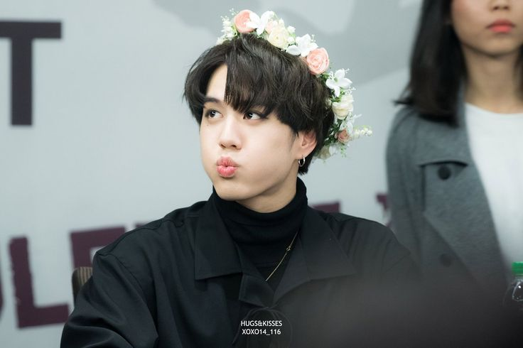 Yugyeomie another got7's cute thing