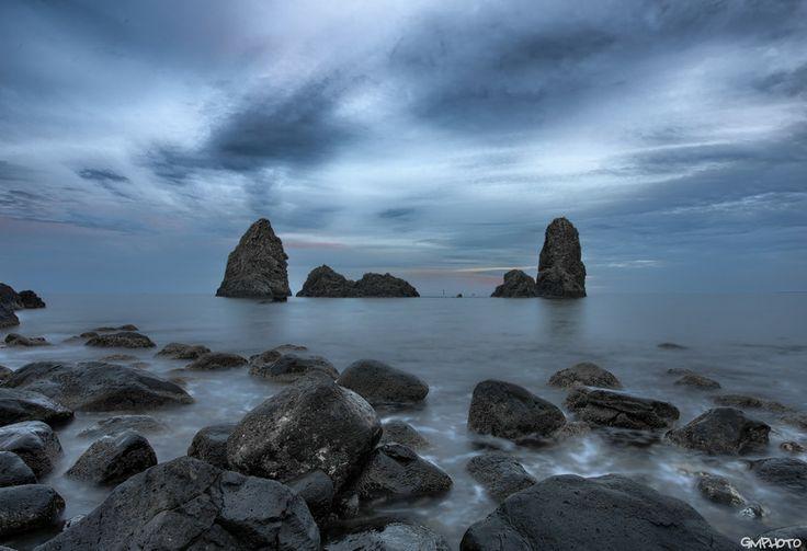 Acitrezza Stone by Gaetano Manitta on 500px