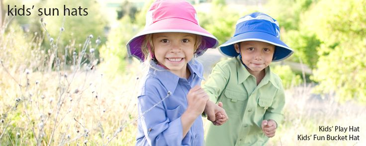 Kids Sun Hats UPF 50+ Sun Protection