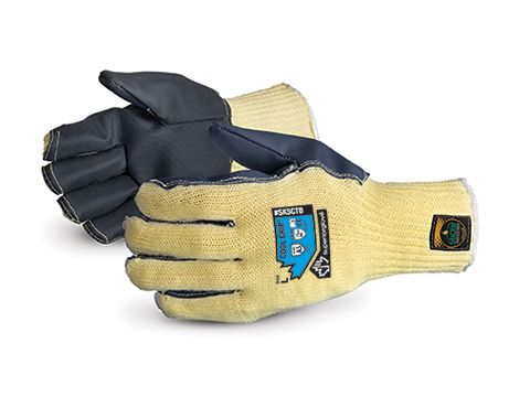Cool Grip® Heat-Resistant Kevlar® Gloves with SilaChlor® and Temperbloc™
