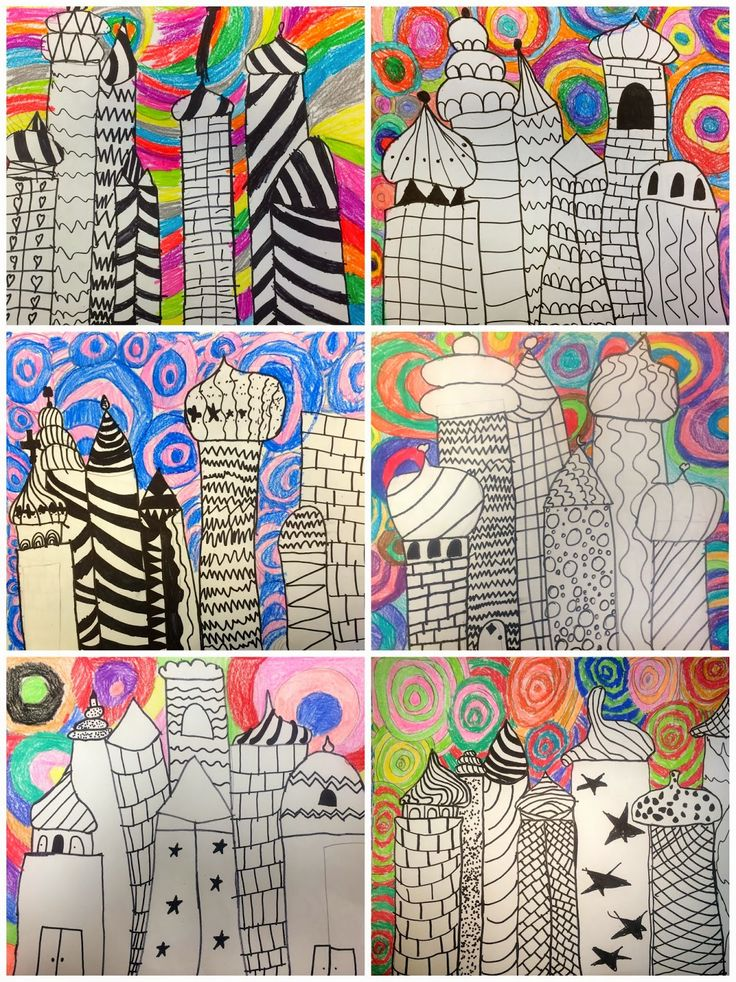 Exploring Art: Elementary Art: 2nd Grade Russian Architecture