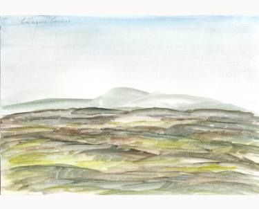 Landscape with watercolor 62