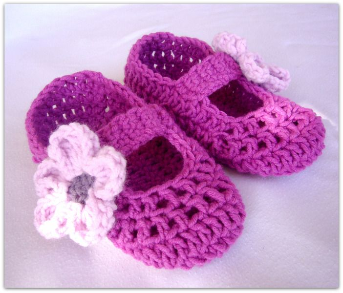 Free Pattern For Crochet Slippers ? Catalog of Patterns on ...