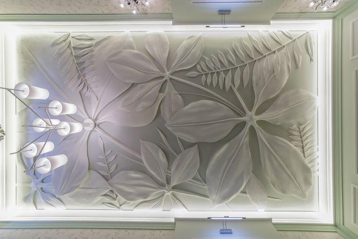 Картинки гипсовые барельефы цветов для потолка, картинки тему