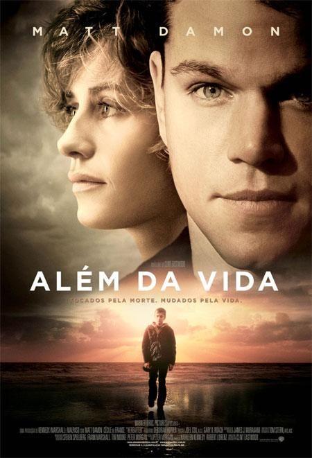 """""""Além da Vida"""" (Hereafter - 2011)                                                                                                                                                                                 Mais"""