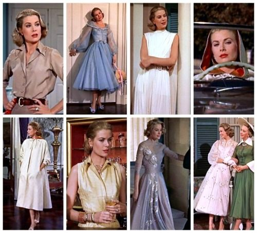 Grace Kelly in High Society. Love the dresses that she wears!!