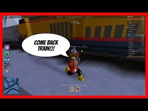 Roblox Jailbreak::Trying to Rob the Train::Pikachu Clan