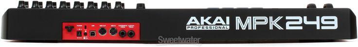 Akai Professional MPK249 | Sweetwater.com