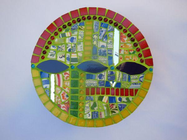 mosaïque Vanina Mercury pour le tunnel inter national