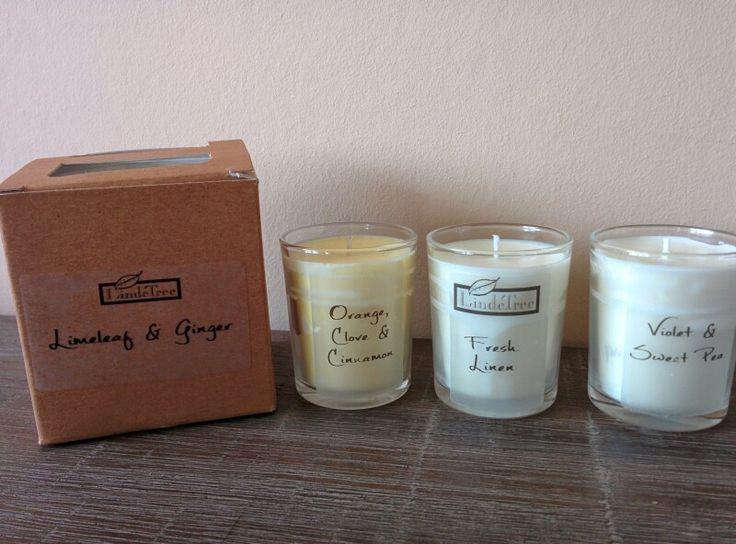 Votive candle LindeTree www.bondoux.nl