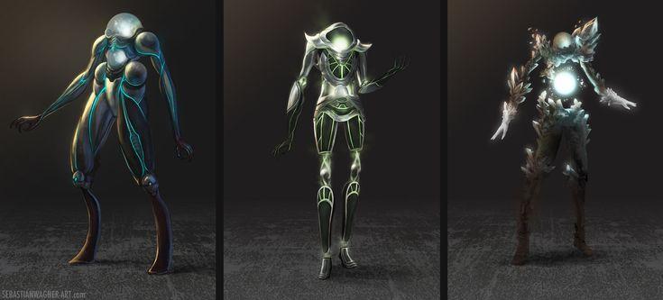 Alien Concepts, Sebastian Wagner