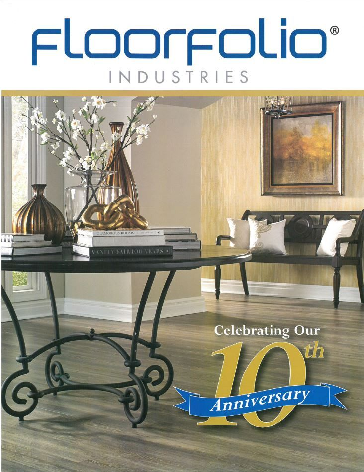 FloorFolio Celebrates 10 Year Anniversary | News | Floor Covering Weekly