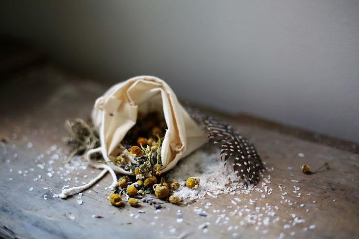 numie abbot: aromatherapy headache cure