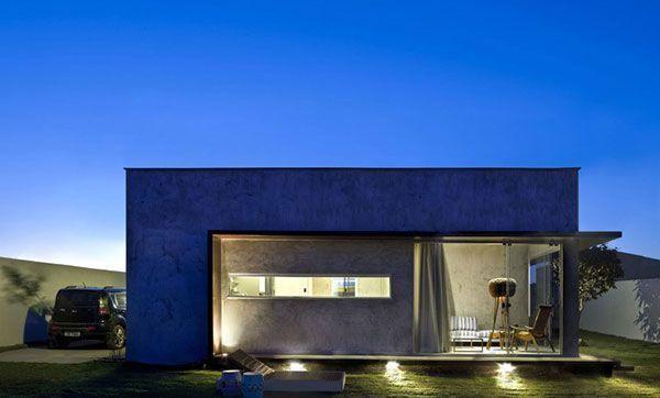 Dapatkan desain rumah mungil minimalis...