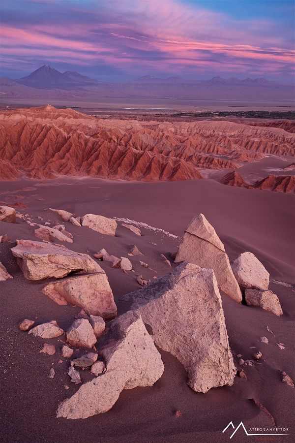 San Pedro de Atacama, Chile <3