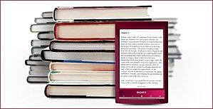 Liseuse PRS-T1: vieux lecteur, jeune e-reader