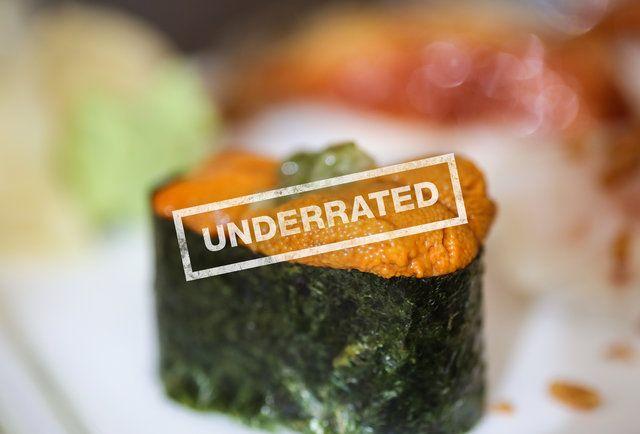 Sashimi and Sushi suggestions
