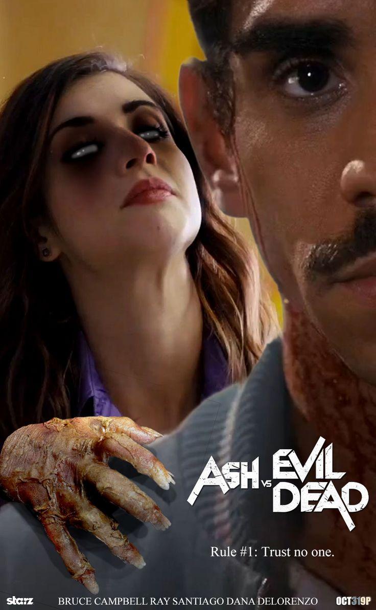 Ash vs Evil Dead Fan Art: Rule #1: Trust No One