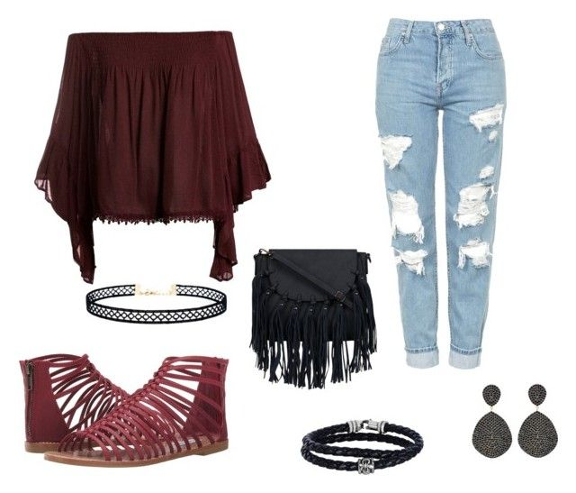 Untitled #6 by xcon27x on Polyvore featuring polyvore, moda, style, Sans Souci, Topshop, Steve Madden, Phillip Gavriel, Latelita, LULUS, fashion and clothing