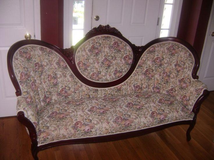 Kimball Victorian Sofa