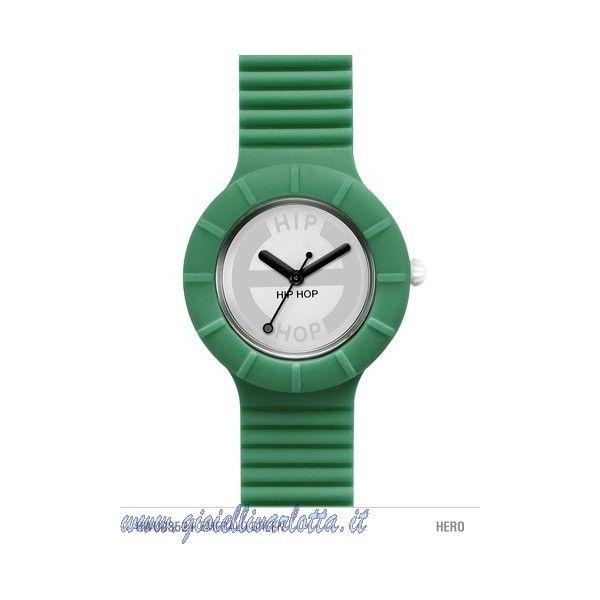#HipHop #Orologio #verde smeraldo Hero HWU0352 #EMERALDGREEN #Aquista #ONLINE € 30 http://www.gioiellivarlotta.it/product.php?id_product=1492