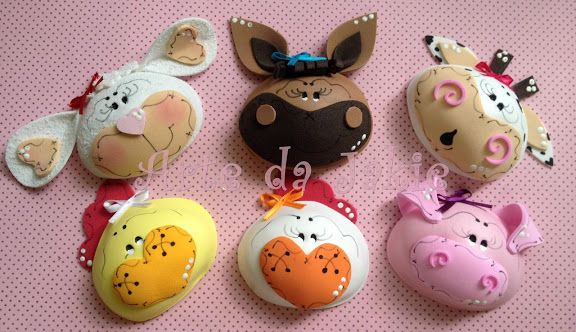 Animales magnets (photo)
